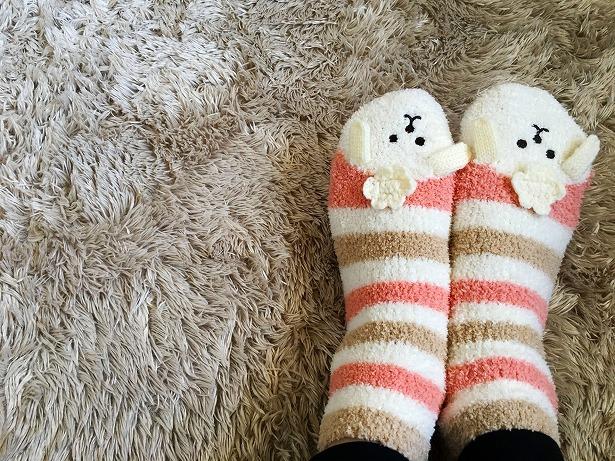mokomoko-socks